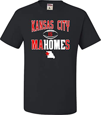 buy online 75ba2 80da5 Go All Out Adult Kansas City is Mahomes T-Shirt