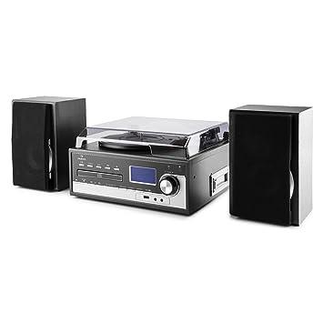 Auna blackwood • Tocadiscos • Sistema Estéreo - transmisión ...