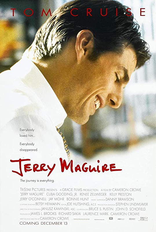 You Had Me At Hello Up To 24 X 36 Tom Cruise Jerry Maguire Screenplay Poster Script Movie Film Writing You Complete Me Handmade Products Kolenik Home Kitchen