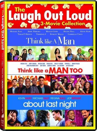 About Last Night (2014) / Think like a Man / Think like a Man 2 - Vol - Set