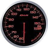 日本精機 Defi (デフィ) メーター【Defi-Link ADVANCE BF】油温計 (アンバーレッド) DF10402