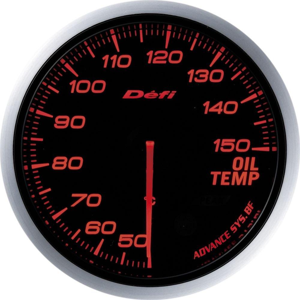 Defi DF10402 Oil Temperature Gauge