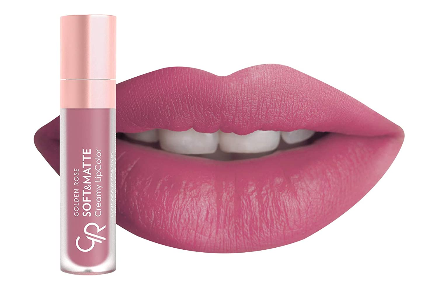Buy Golden Rose Soft And Creamy Matte Liquid Lipstick 110 Online