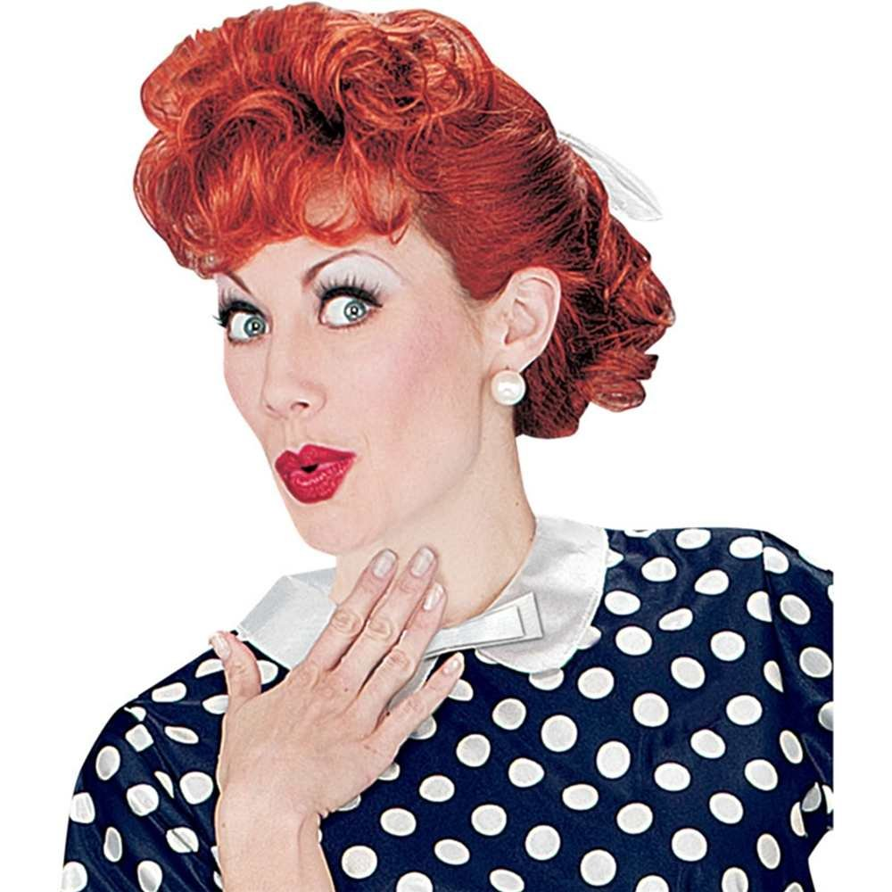 I Love Lucy Adult Wig Windy City Novelties 92069