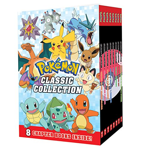 Classic Chapter Book Collection (Pokémon) Photo