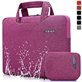 Best BRINCH(TM) Tablet Computers - BRINCH [Purple] Deluxe Universal Fabric Portable thin Light Review