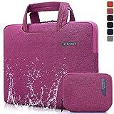 BRINCH [Purple] Deluxe Universal Fabric Portable thin Light Durable Waterproof Anti-tear 13