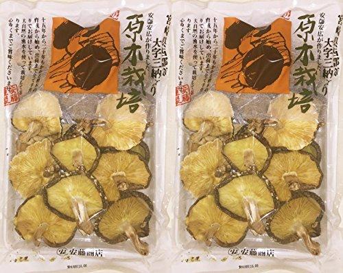 Grocery store of the underlying strength Miyazaki Prefecture dry shiitake (Takanobu) 100gX2 bags by Unknown