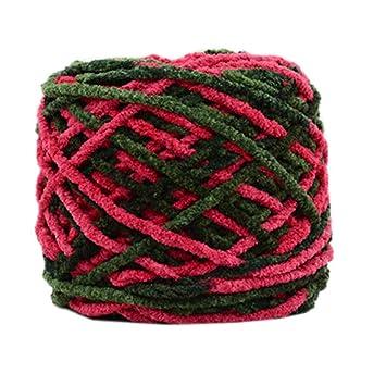 Amazon.com  George Jimmy 3 Pcs Cotton Yarns Knitting Kits Crochet ... 7c07ee2d769