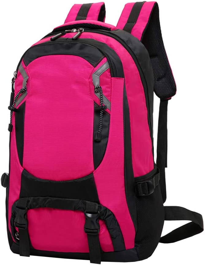 LAIDAYE Shoulder Bag Neutral Outdoor Travel Mountaineering Bag Large Capacity Waterproof Leisure Travel Baggage Bag,1-OneSize