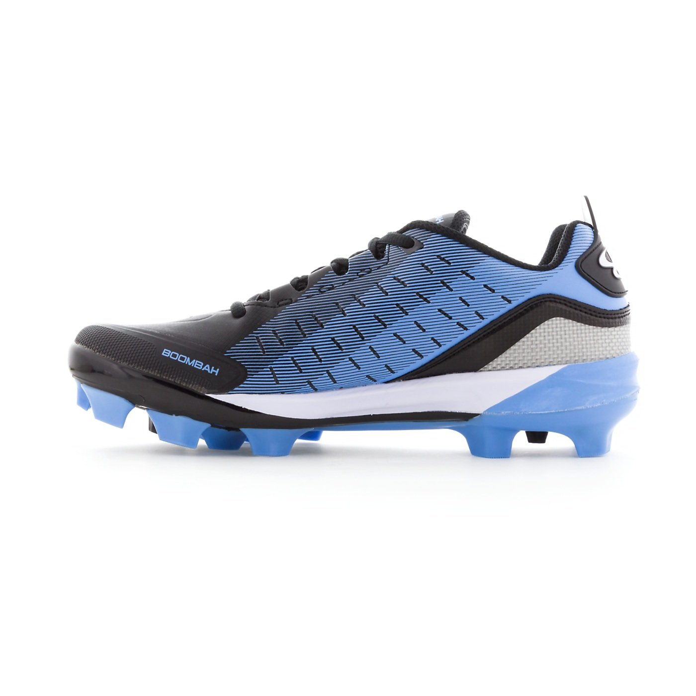 39e4628dac02 Amazon.com  Boombah Men s Catalyst Molded Cleats - 16 Color Options -  Multiple Sizes  Sports   Outdoors