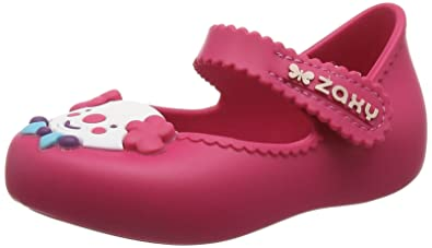 Zaxy Girls Circus Pink Shoes New In