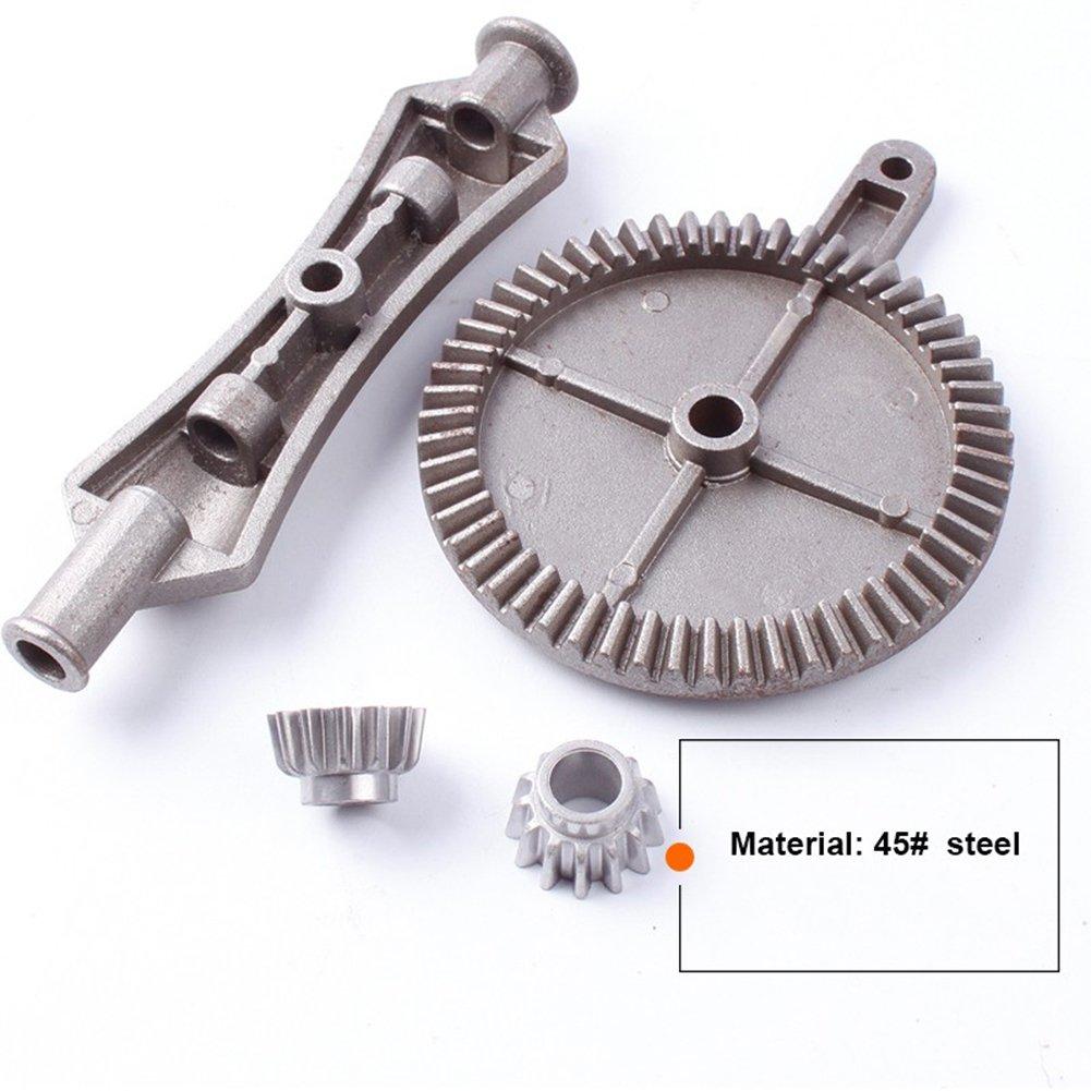 fireangels DIY Holz-Bohrer-Handbohrer Teaching Supplies Tools von Hand alle Stahl Precision Casting 10/mm