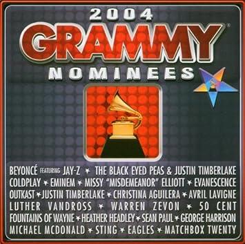 Amazon | 2004 Grammy Nominees ...