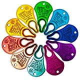 Tick Key pack of 12