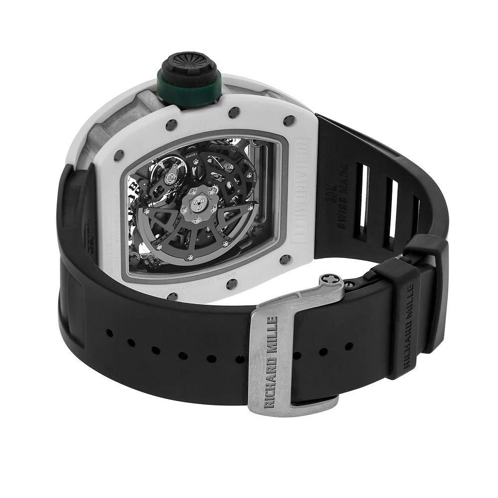 Richard Mille RM 030 Automatic-Self-Wind RM030 - Reloj para Hombre (Certificado de Propiedad previa): Richard Mille: Amazon.es: Relojes