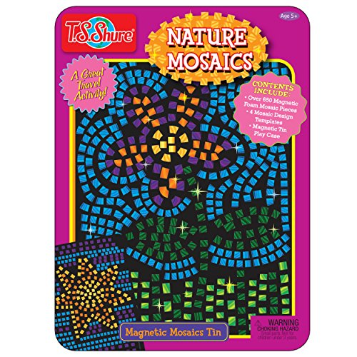 - T.S. Shure Nature Mosaics Activity Tin Playset