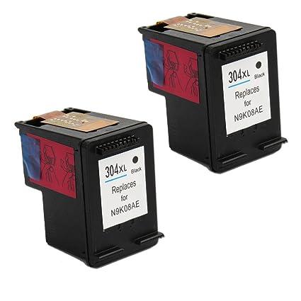 colortank Compatible Cartuchos de tinta remanufacturados HP 304 ...