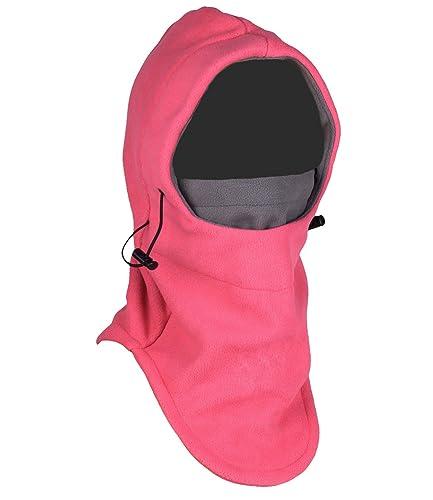 Mazo doble capas regla caliente cara completa cubierta invierno esquí máscara