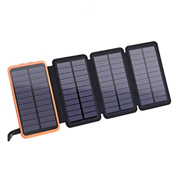Mobestech - Cargador Solar portátil portátil para el Panel ...