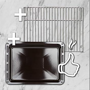 Horno eléctrico integrado de 60cm EB8305ED + placa de ...