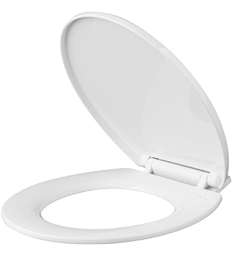 circular toilet seat uk. VINSANI SOFT SLOW CLOSE ROUND WHITE WC TOILET SEAT NEW IN BOX