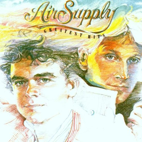 Air Supply - Greatest Hits by Ariola Germany
