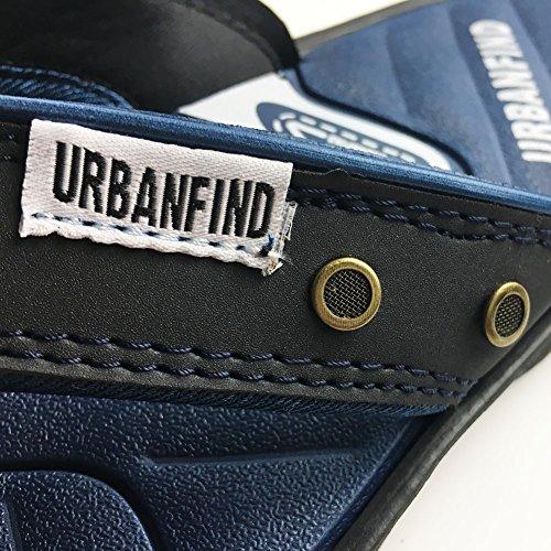 Urbanfind Mens Casual Outdoor & Indoor Infradito Infradito Blu