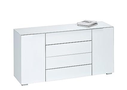 Credenza Per Ufficio : Cassetti mobile credenza best 7216 von maja in vetro bianco opaco b