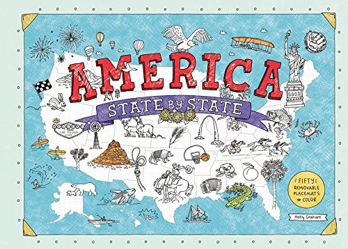 united states coloring book - 9