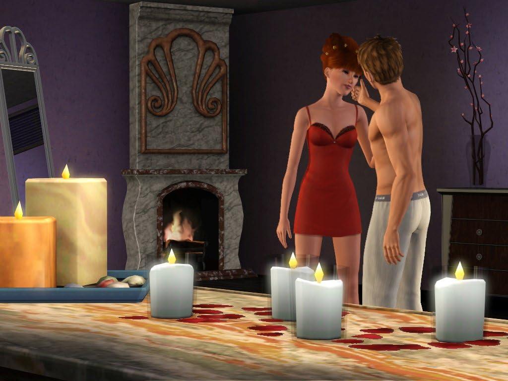 Amazon com  The Sims 3  Master Suite Stuff  PC  Video Games. Romantic Bedroom Games Free Online. Home Design Ideas