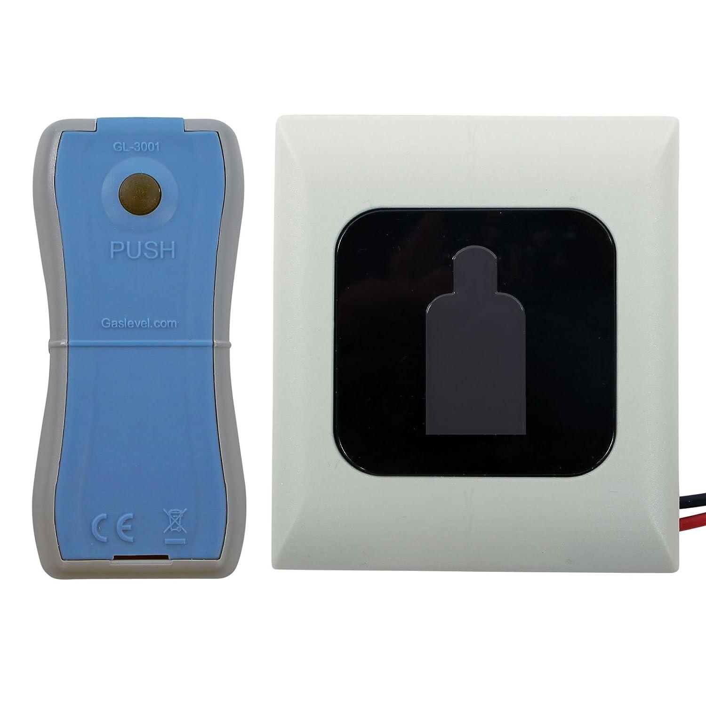 11 33/kg Gaslevel/® GL3001 Indicatore del livello di riempimento per bombole del gas incl.display per bombole di propano da 5