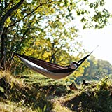 Foxelli Camping Hammock – Lightweight Parachute