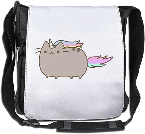 pusheen messenger bag