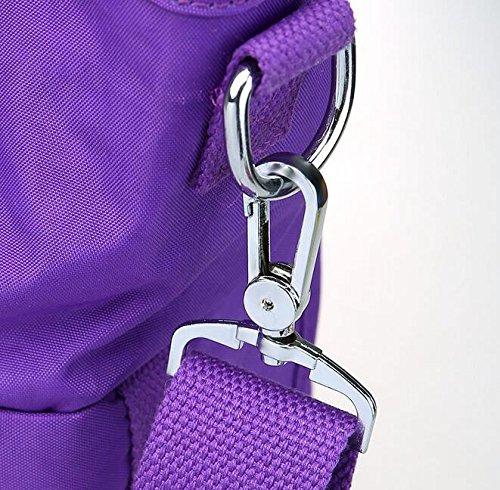 Résistant à l'eau en nylon froissé léger sport Sac Sac à bandoulière 2151