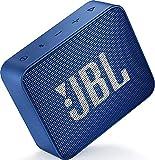 JBL GO2 Diffusore Bluetooth, 3.1 W, Waterproof, Micro-USB, Blu