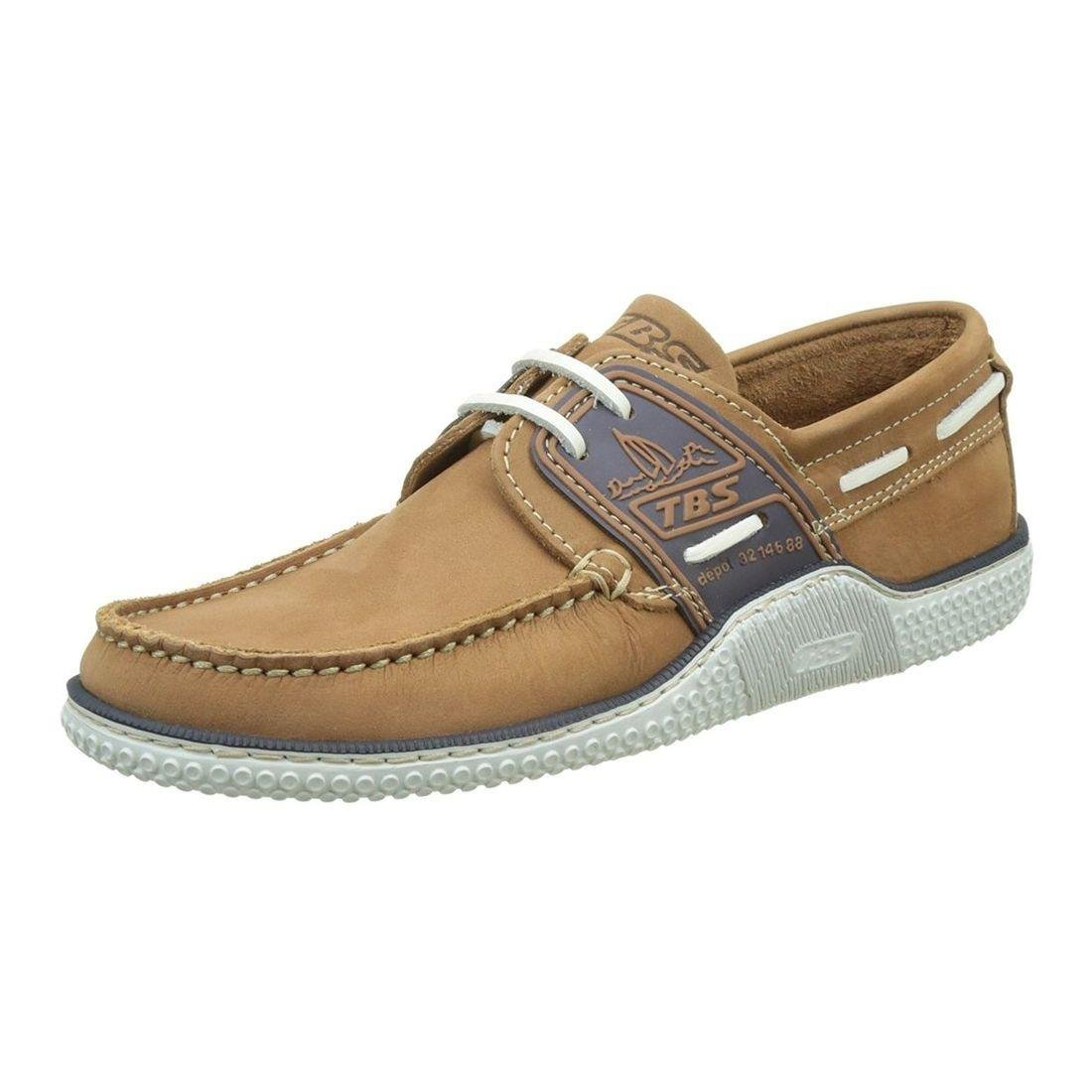 Marron TBS - Globek - - Chaussures Bateau - Homme  en ligne