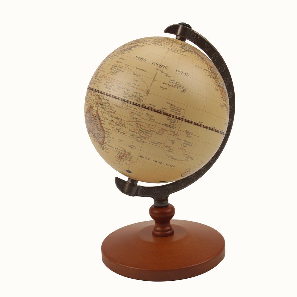 VStoy Globo del mundo para casa y trabajo, apto para decoración y ...