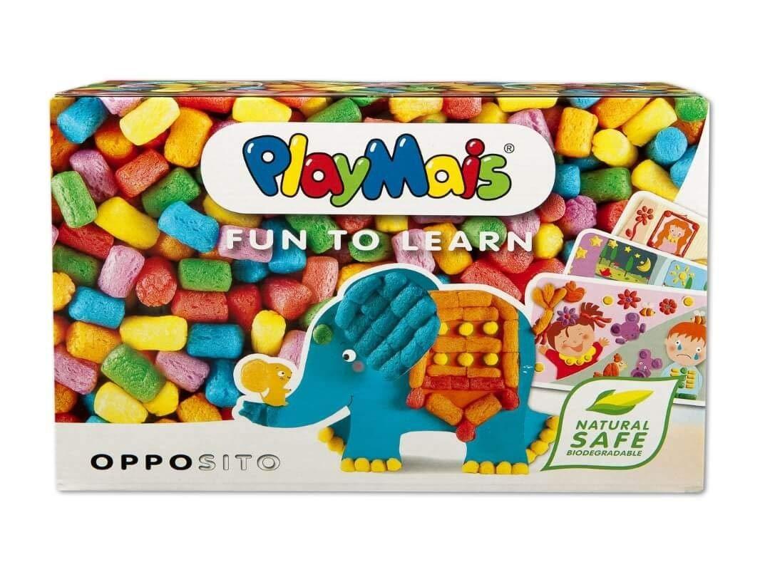PlayMais PlayMais PlayMais Classic Fun to Learn Opposito 4er Set fcca82