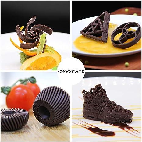 Impresora 3d aibecy foodbot Desktop Alimentos Chocolate 3d printer ...