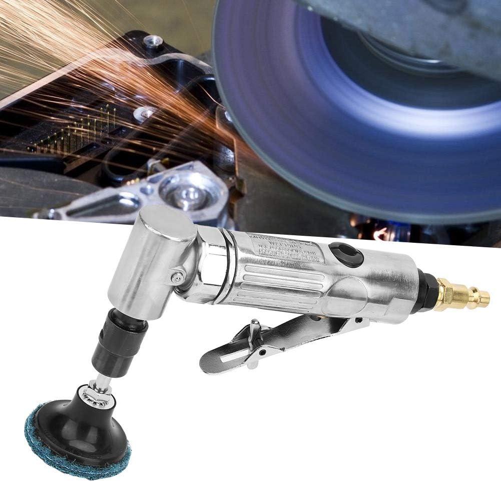 SANON 2 Pulgadas Pulido Disco Mbsp Grado Industrial 90 Grados Plegadora Neum/ática Amoladora