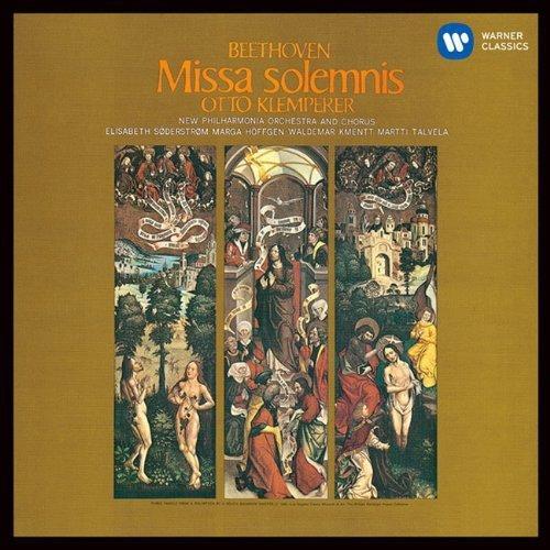 CD : Otto Klemperer - Beethoven: Missa Solemnis (Japan - Import)