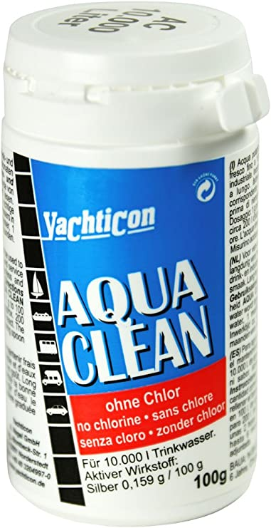 Yachticon 300/961 Aqua Clean - Conservador de Agua (100G, para ...