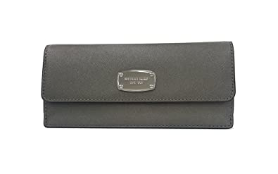 68be827e8113 Image Unavailable. Image not available for. Color: Michael Kors Jet Set  Travel Flat Wallet ...