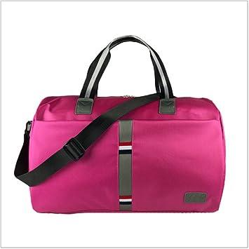 9a8559f43a42 Amazon.com: CLHFJ Fitness Gym Sport Bags Men and Women Waterproof ...