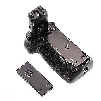 Empuñadura de Batería para Cámara Réflex Digital Canon EOS 6D Mark ...