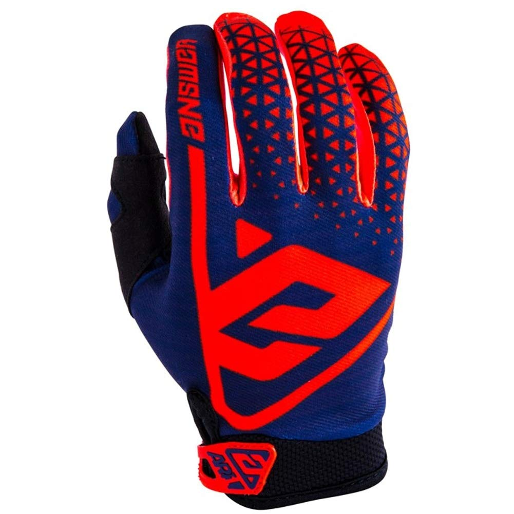 BLUE X-LARGE Answer 2019 AR-1 Gloves