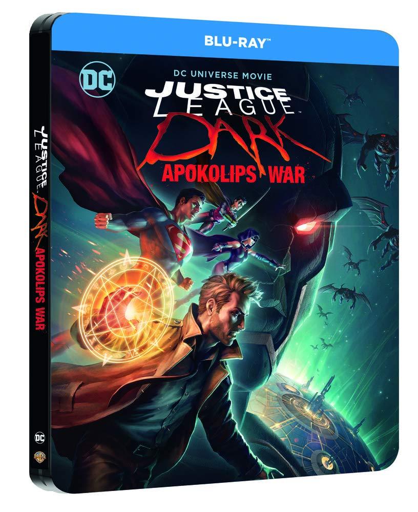 Justice League Dark : Apokolips War [Francia] [Blu-ray]