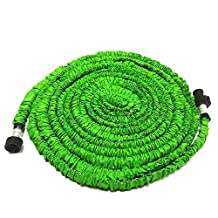 Garden Hose, MONOLED Expanding Garden Hose, Expandable Water Pipe Lightweight Collapsible Hose Ultimate Expandable Garden Hose Green