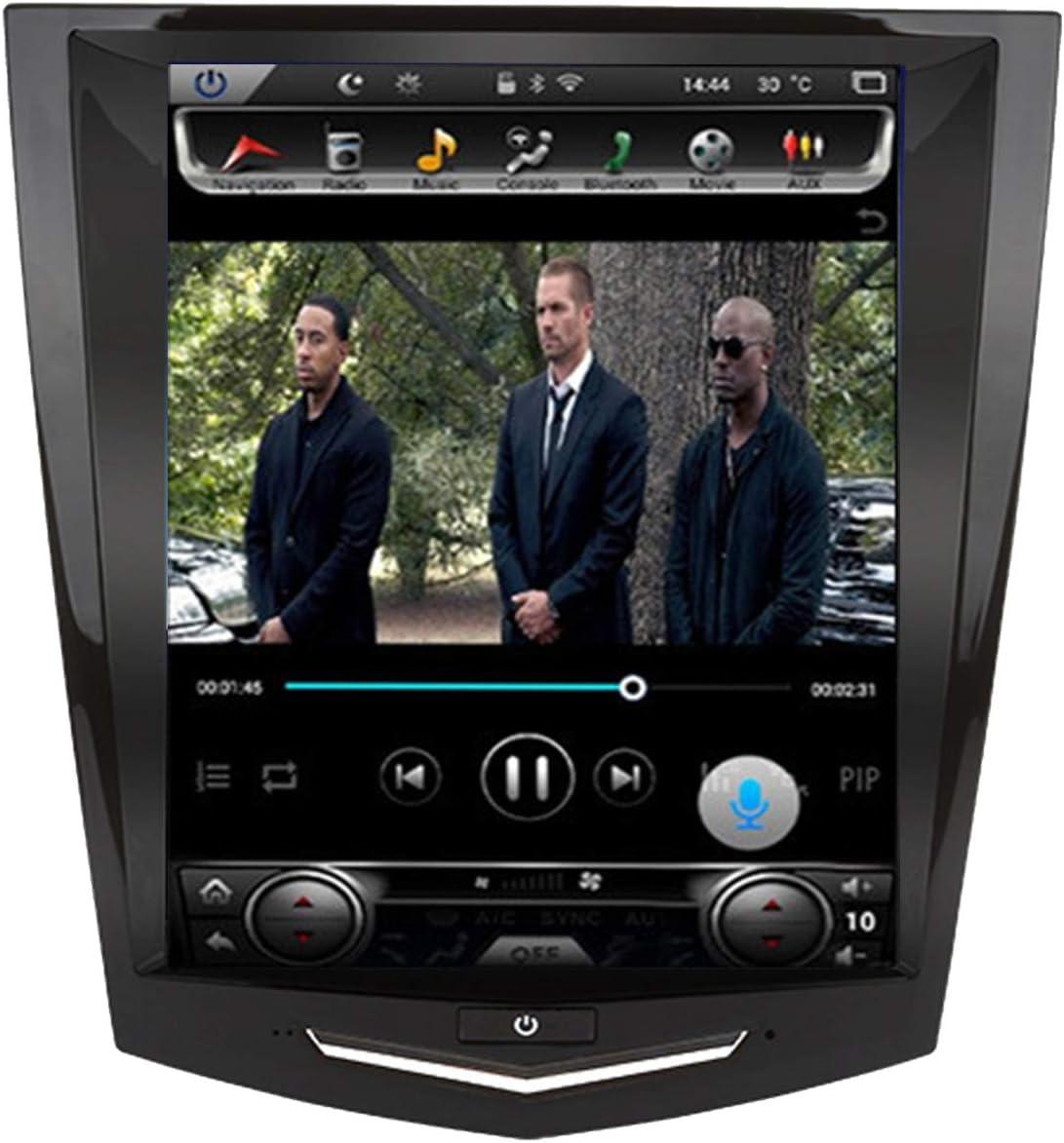 Amazon.com: FLYUNICE 10.4 Inch Tesla Style 4GB RAM Android 9.0 Car Stereo  Radio GPS Navigation for Cadillac XTS 2013 2014 2015 2016 2017 2018 Touch  Screen Head Unit Multimedia Bluetooth WiFi SWC: GPS & Navigation